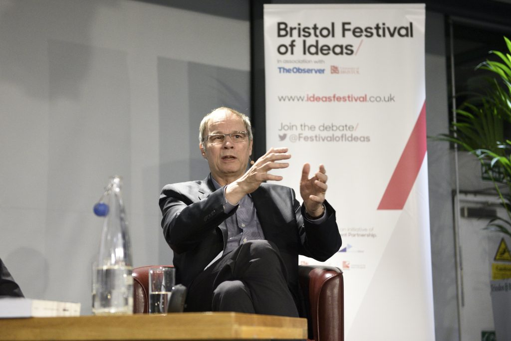 Festival of Economics 2017, Bristol Festival of Ideas, Bristol